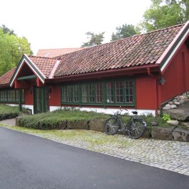 Engø gård.