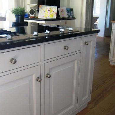 Solfjeldkjøkken med frist fylling standard profil