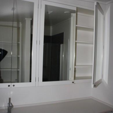 Speildører ramtre på 3 sider